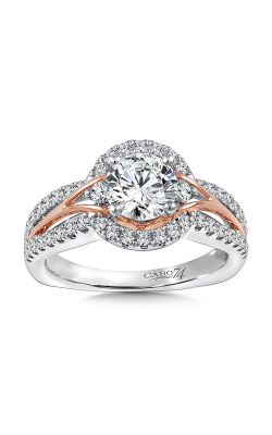 Caro74 Engagement Ring CR846WP product image