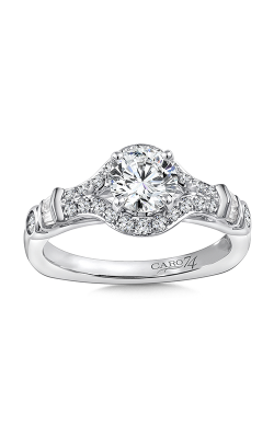 Caro74 Engagement Ring CR843W product image