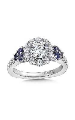 Caro74 Engagement Ring CR841W-BSA product image