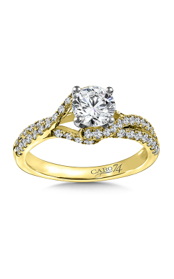 Caro74 Engagement Ring CR839Y product image