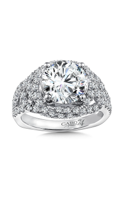 Caro74 Engagement Ring CR837W product image