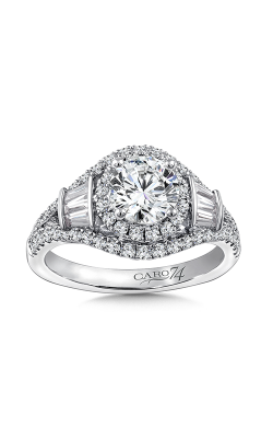 Caro74 Engagement Ring CR836W product image
