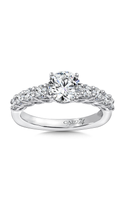 Caro74 Engagement Ring CR833W product image