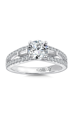 Caro74 Engagement Ring CR832W product image