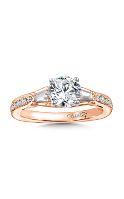 Caro74 Engagement Ring CR831P product image