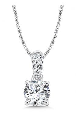 Caro74 Diamond Pendant CFP597W product image