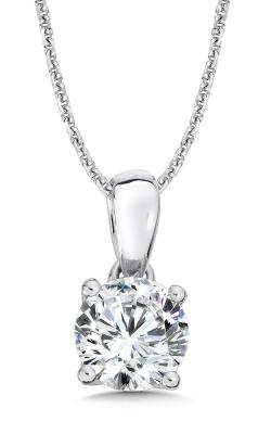 Caro74 Diamond Pendant CFP600W product image