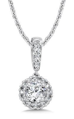 Caro74 Diamond Pendant CFP607W product image