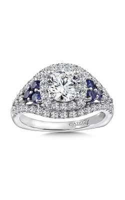 Caro74 Engagement Ring CR825W-BSA product image