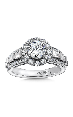 Caro74 Engagement Ring CR824W product image