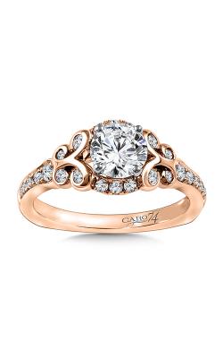 Caro74 Engagement ring CR823P-4KH product image