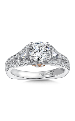 Caro74 Engagement ring CR822WP-4KH product image