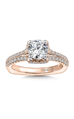 Caro74 Engagement ring CR820P-4KH product image