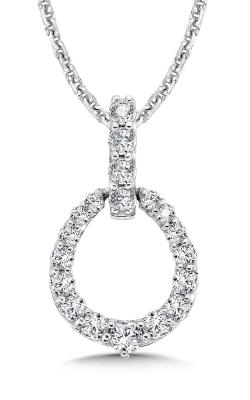 Caro74 Diamond Pendant CFP654W product image