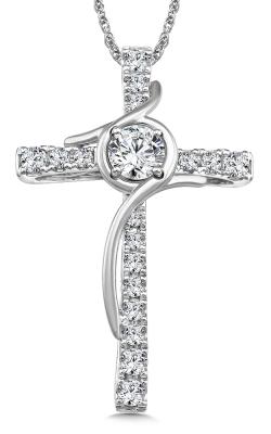 Caro74 Diamond Pendant CFP798W product image