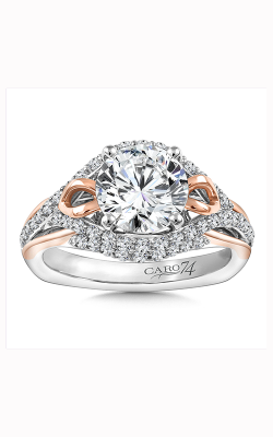 Caro74 Engagement ring CR799WP product image