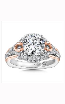 Caro74 Engagement ring CR799WP-4KH product image