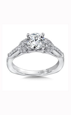Caro74 Engagement ring CR780W-4KH product image