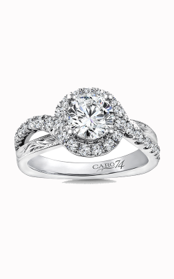 Caro74 Engagement ring CR775W-4KH product image