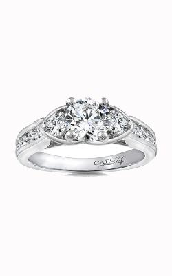Caro74 Engagement ring CR773W product image