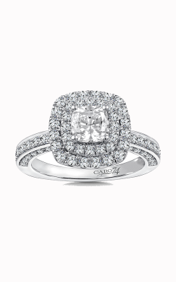 Caro74 Engagement ring CR770W product image