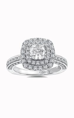 Caro74 Engagement ring CR770W-4KH product image