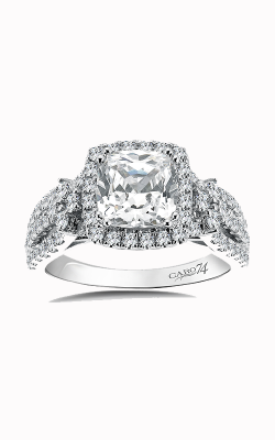 Caro74 Engagement ring CR769W product image