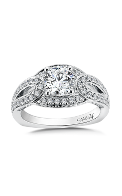 Caro74 Engagement ring CR749W product image