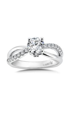 Caro74 Engagement ring CR747W product image