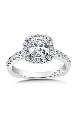 Caro74 Engagement ring CR746W-4KH product image