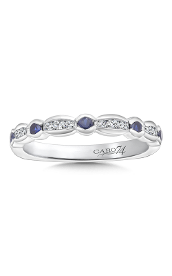 Caro74 Wedding band CR742BW-BSA product image