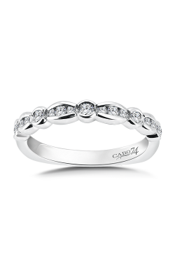 Caro74 Wedding band CR742BW product image