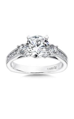 Caro74 Engagement ring CR70W product image