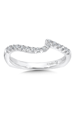 Caro74 Wedding band CR209BW-DIA product image