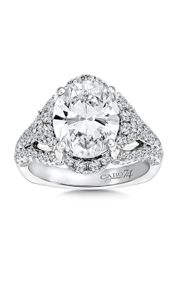 Caro74 Engagement ring CR678W product image