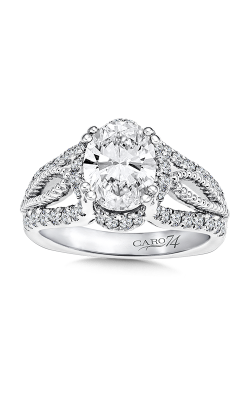 Caro74 Engagement ring CR668W product image