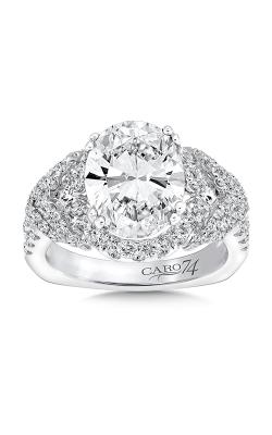 Caro74 Engagement ring CR664W product image