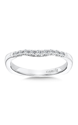Caro74 Wedding band CR322BW-DIA product image