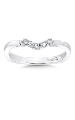 Caro74 Wedding band CR325BW-DIA product image