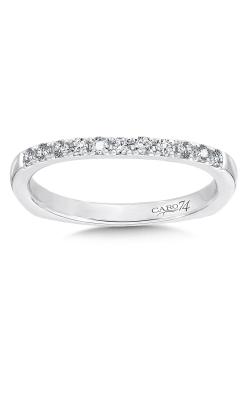 Caro74 Wedding band CR332BW-DIA product image
