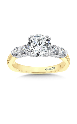 Caro74 Engagement ring CR613YW-4KH product image