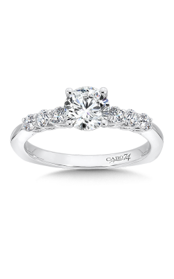 Caro74 Engagement ring CR569W product image