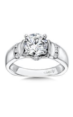 Caro74 Engagement ring CR150W-4KH product image