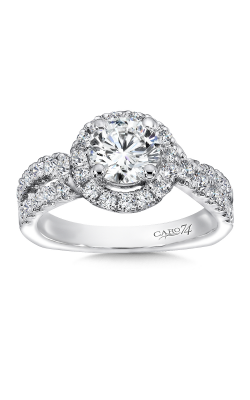 Caro74 Engagement ring CR153W product image
