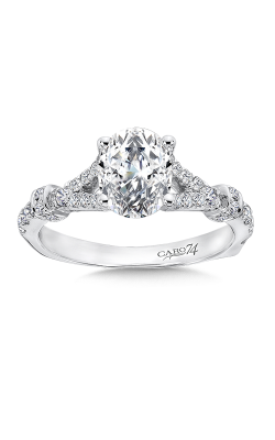 Caro74 Engagement ring CR542W product image