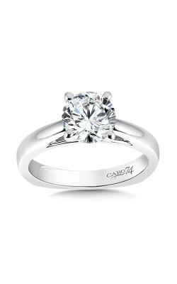 Caro74 Engagement ring CR537W product image
