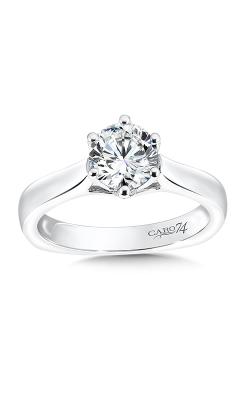 Caro74 Engagement ring CR535W product image