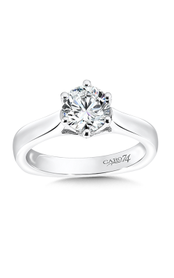 Caro74 Engagement ring CR535W-4KH product image