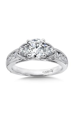 Caro74 Engagement ring CR531W-4KH product image
