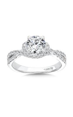 Caro74 Engagement ring CR526W product image